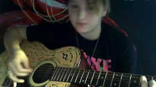 "Disenchanted by my chemical romance intro ""cover"""