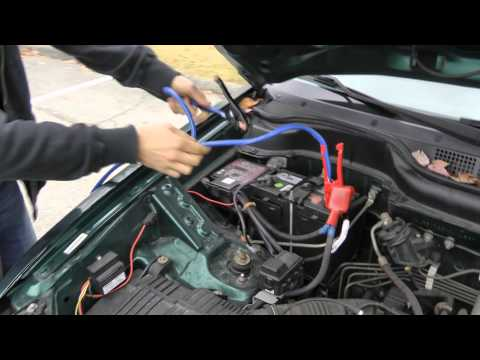 How To Properly Jump Start Car With Jumper Cables