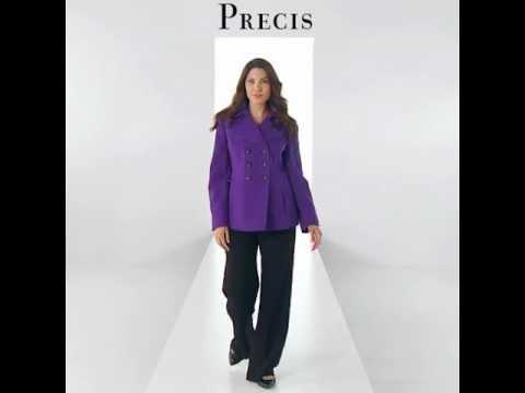 Precis Petite Coats Collection - YouTube