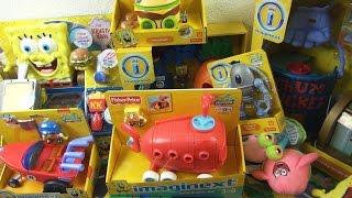sponge bob toys  , спанч боб игрушки
