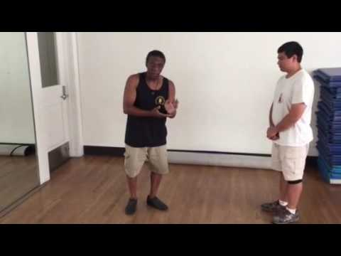 Wing Chun Gam Sao 10-8-16