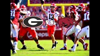 #4 Georgia Highlights Vs. Arkansas 2020 | CFB Week 4 | College Football Highlights 2020