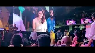 Nayanthara Entry in Vijay Awards | 10th Annual Vijay Awards 2018