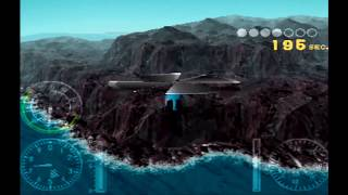 Rescue Copter Game Sample - PS1