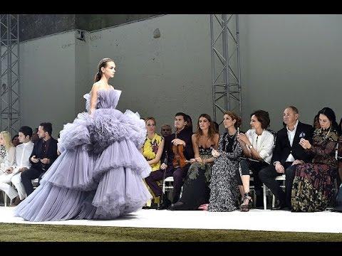 Giambattista Valli | Haute Couture Fall Winter 2016/2017 Full Show | Exclusive