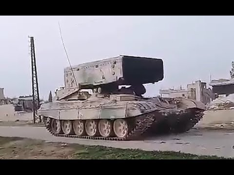 Battles for Syria | December 30th 2017 | Hama - Idlib border region