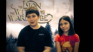 Meet the Cast of The Lion, The Witch, and The Wardrobe Part 1