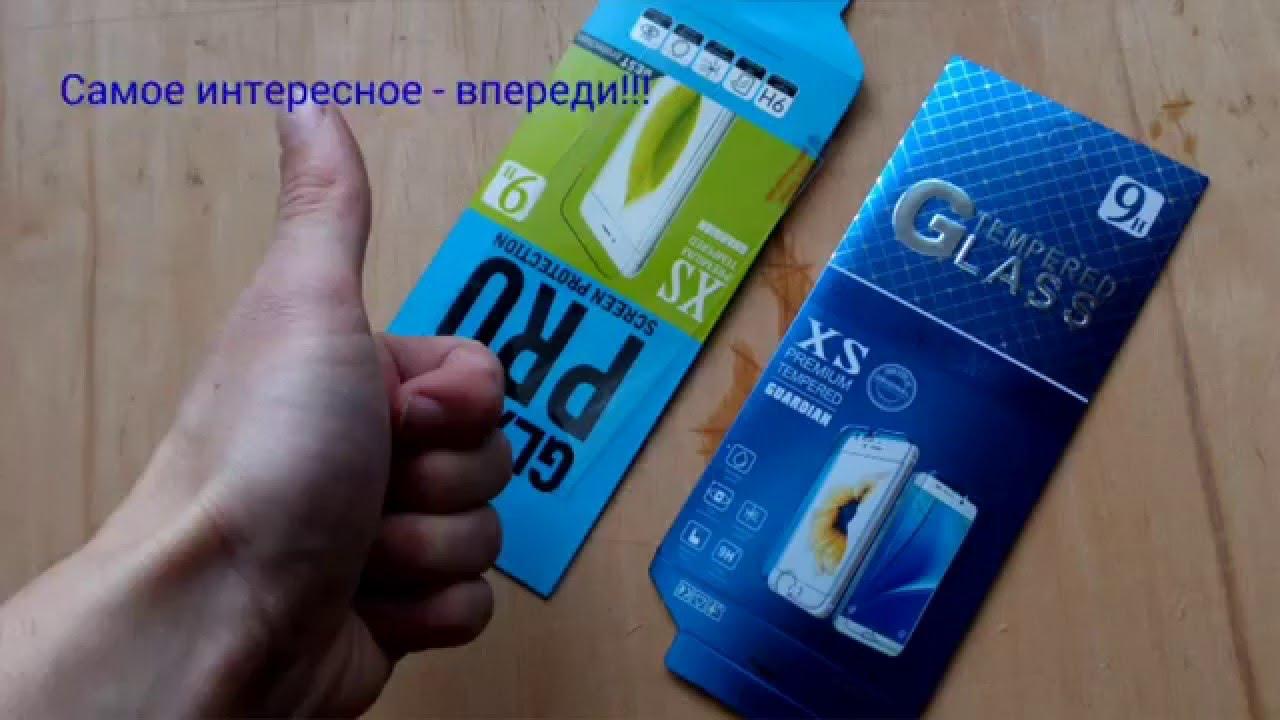 Тестируем защитное стекло для смартфона и планшета на прочность, материал, олеофобное покрытие