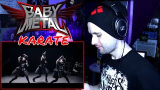 Hey there little Creatures! Today I'll be reacting to BABYMETAL - K...