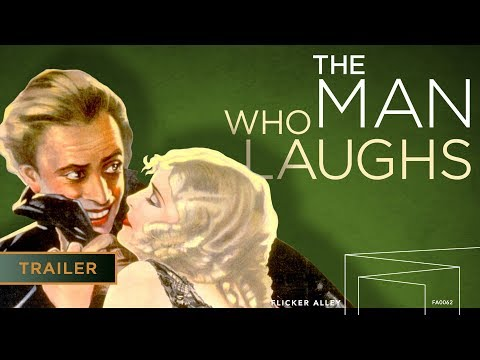 The Man Who Laughs (1928) - Trailer