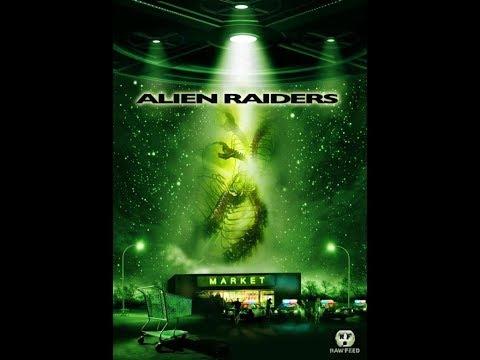 Alien Raiders  Ganzer Film Deutsch Thriller