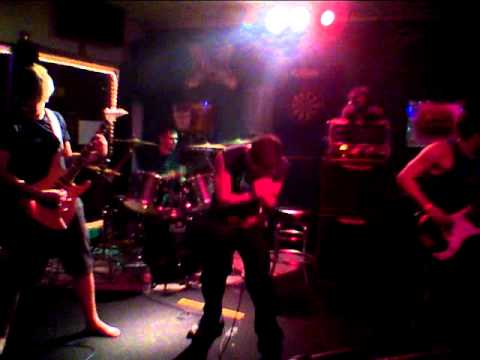 Bad Aces - Last Daze @ Gold Crown Billiards - San Marcos, TX
