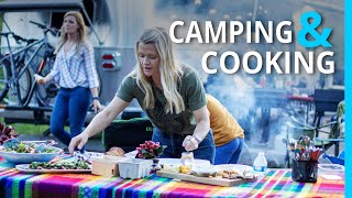 RV LIFE: CAMPING, COOKING AND MAYBE AN AIR HORN