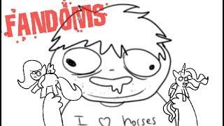 My Fandom Experiences (Animation)