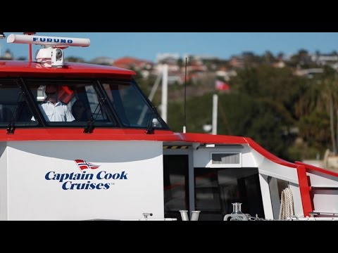 Captain Cook Cruises 24hr Ferry Pass & Taronga Zoo Entry, Sydney | Experience Oz