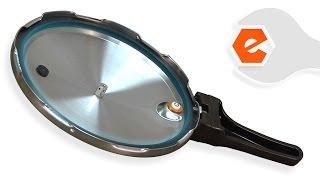 Pressure Cooker Repair - Replacing the Sealing Ring & Overpressure Plug (Presto Part # 9936)