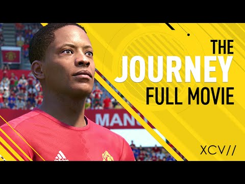 FIFA 17 · 'The Journey' FULL MOVIE ¦ 60fps Gameplay ¦ Cinema