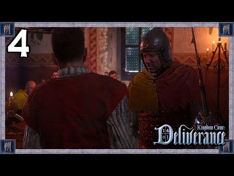 I Am A Medieval SWORD Master! - Kingdom Come: Deliverance Gameplay #4