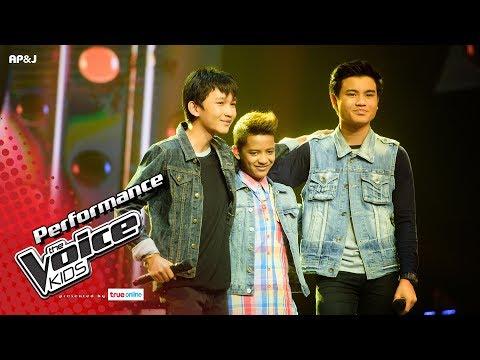 แนท VS เก้า VS กัปตัน - ทำอะไรสักอย่าง - Battle - The Voice Kids Thailand - 4 June 2017