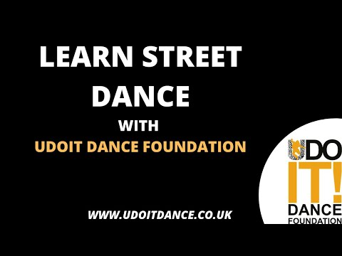 Locking Points-Learn Street Dance With UDOIT