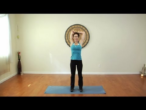 Stretches for the Teres Major : Stretching & Exercising