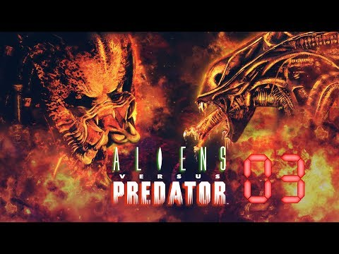 Aliens Vs Predator Classic 2000: Marine Campaign Part 3 (Walkthrough, Commentary)