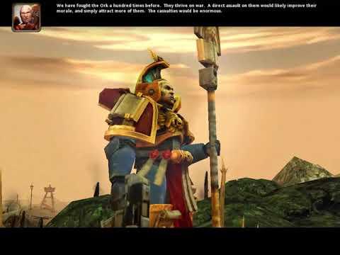 [Warhammer 40K Dawn of War] Mission 02 Timelapse |