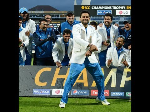 Virat Kholi Dances On Field to Celebrate |CricketBuzz|