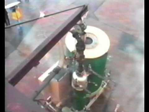 Video fo Clayton Steam Boiler Safety Demonstraton 1.wmv - YouTube