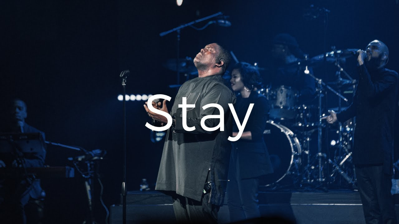 Stay - William McDowell - Official Live Video