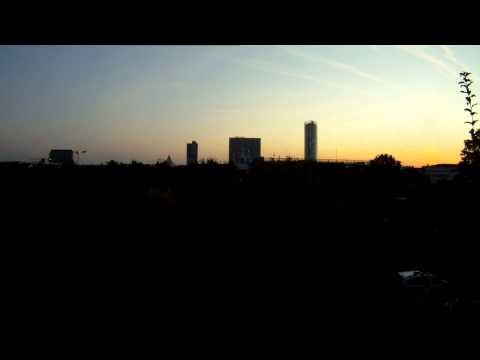 GoPro Sunrise - Time lapse with HD HERO 1080 - Full HD