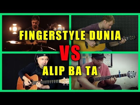 ( ALIP BA TA no.4 ) SWEET CHILD O'MINE – GUNS N' ROSES || FINGERSTYLE COVER