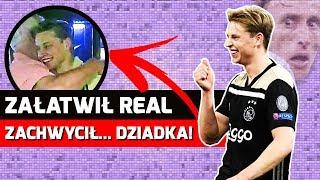 De Jong spełnił PROŚBĘ BARCELONY! Załatwił Real!