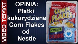 Platki kukurydziane Corn Flakes od Nestle - Opinia i Test