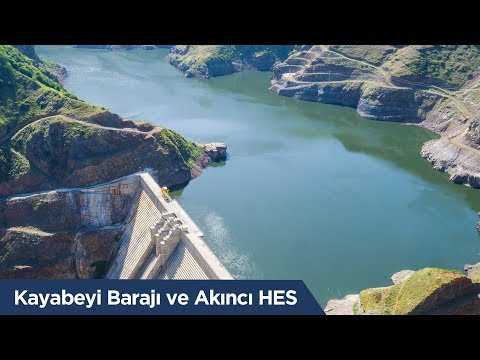 Kayabeyi Barajı Ve Akıncı HES