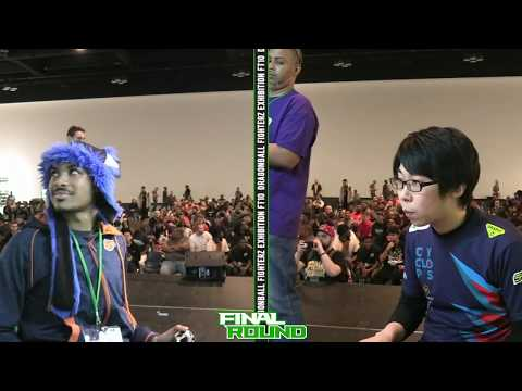 FR 2018: Exhibition Match DBFZ: ECHO | SonicFox vs CAG | GO1