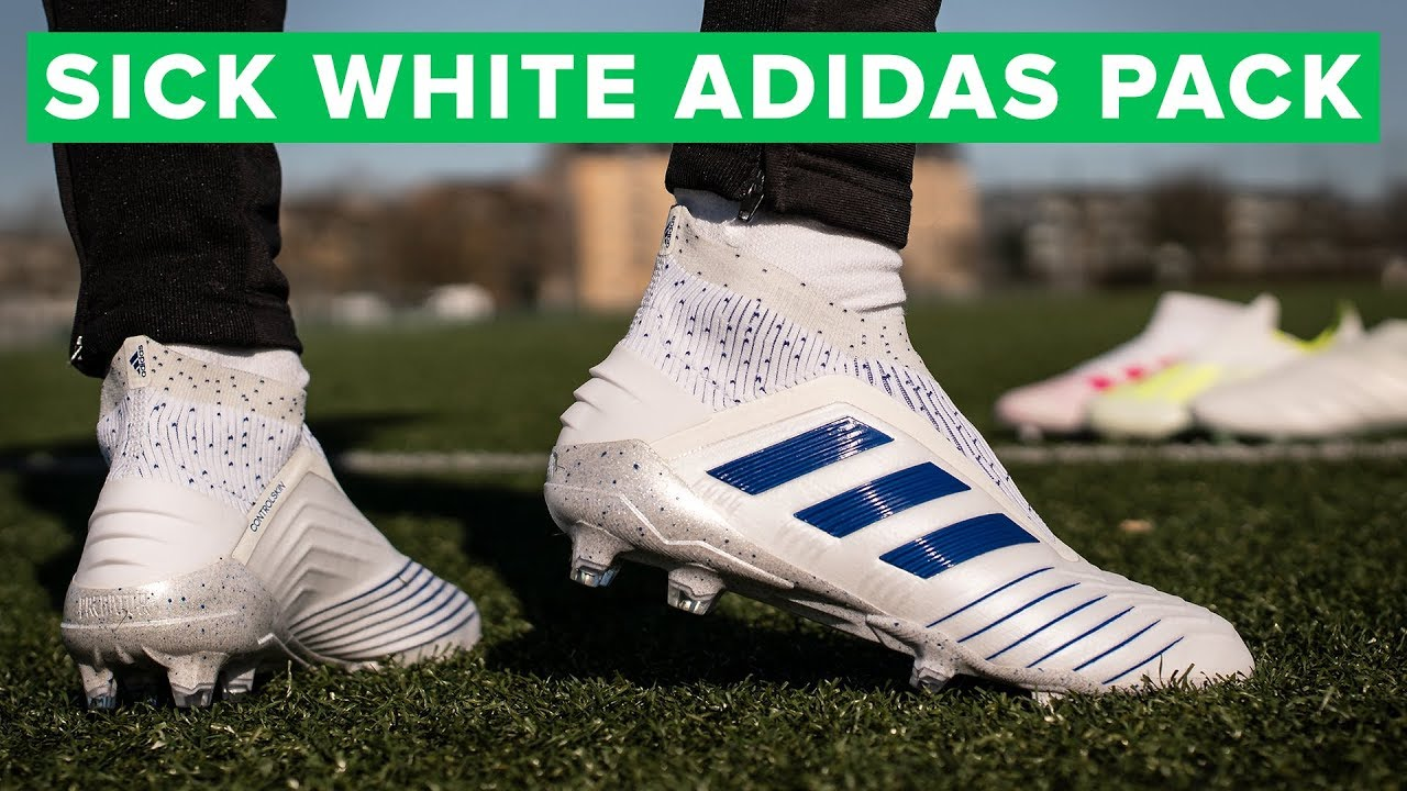 profesional ir de compras Factor malo  THESE BOOTS ARE FOR SKILL PLAYERS ONLY | adidas Virtuso play test - YouTube