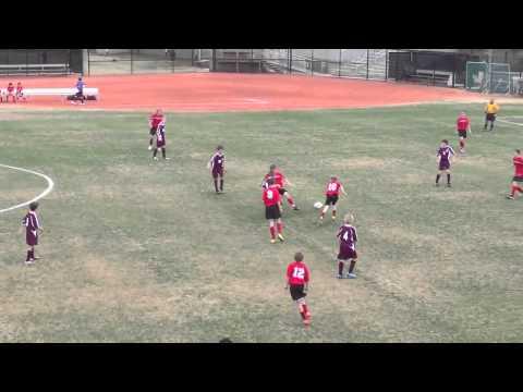 Greater Atlanta Christian School JH Boys Soccer vs The Walker School, 2011