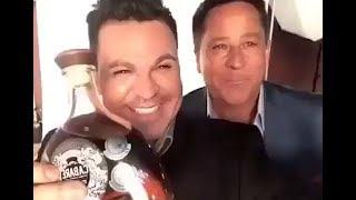 Leonardo E Eduardo Costa - Corre Para O Cabaré | Live CabarÉ 01 De Maio 2020