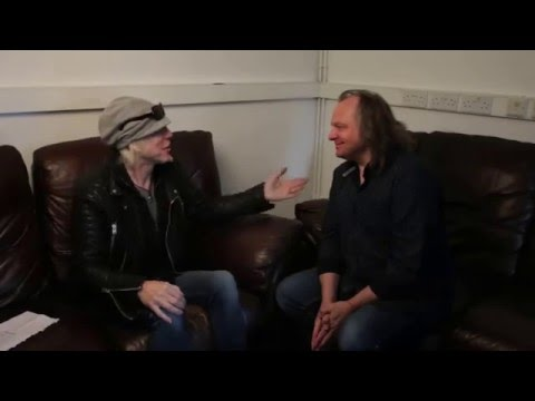 Michael Schenker Interview 2016 Temple of Rock Part 2