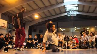 MOSEY vs ALEX (The Cage/Legion X) | Semifinal Newstyle | King On the floor 2014 | Ocloo Productions