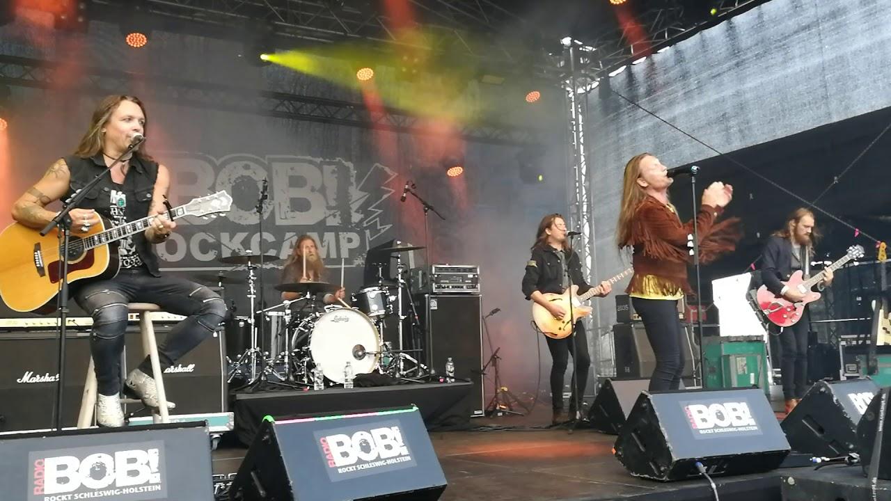 Jesper Binzer Rock On Rock On Rock At Kieler Woche Radio Bob Bühne