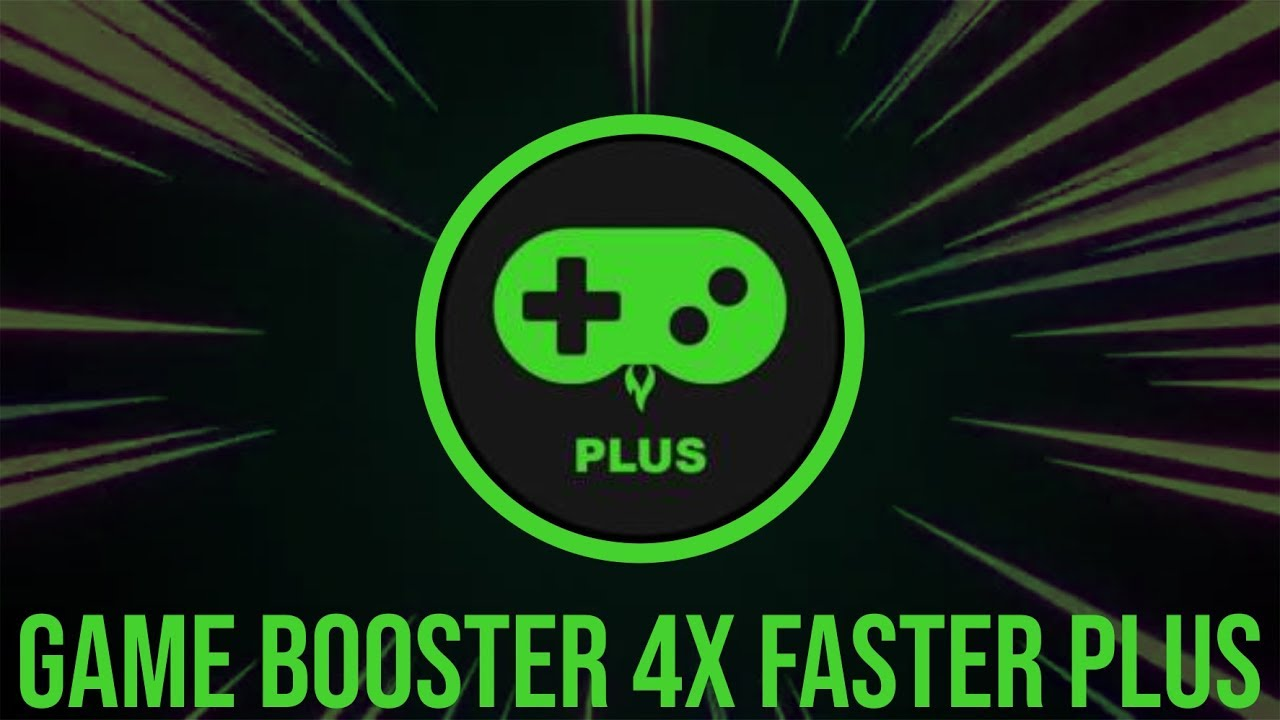 COMO BAIXAR E INSTALAR GAME BOOSTER 4X FASTER PLUS APK FULL PRO  #Smartphone #Android