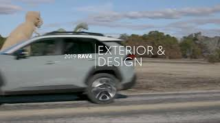 Toyota-RAV4 exterior and design