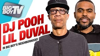 DJ Pooh & Lil Duval on Their New Film, Grow House| BigBoyTV