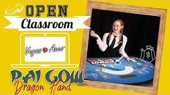 Open Classroom Livestream: Pai-Gow Poker Dragon Hand