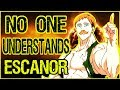 Tragic Philosophy of the Overpowered King - Escanor from the Seven Deadly Sins Season 2 Decoded!