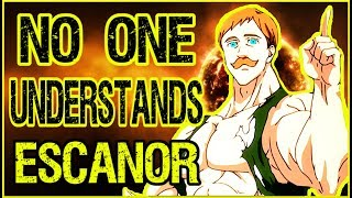 Tragic Philosophy of the Overpowered King - The Mind of Escanor (Seven Deadly Sins)