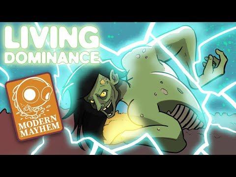 Modern Mayhem: Living Dominance (Modern, Magic Online)