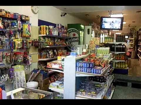iraanse supermarket De vrienden in Rotterdam - Nederland